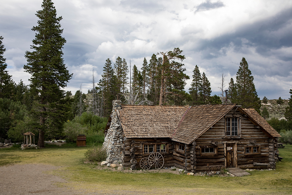Summer in and around the town of Mammoth Lakes, CA in the Eastern Sierras.