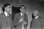1963 - Directors of  Merville Dairy's at Merville Dairy's, Finglas
