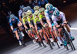 11.07.2019, Kitzbühel, AUT, Ö-Tour, Österreich Radrundfahrt, 5. Etappe, von Bruck an der Glocknerstraße nach Kitzbühel (161,9 km), im Bild Giovanni Visconti (Neri Selle Italia KTM, ITA) im Peloton // Giovanni Visconti (Neri Selle Italia KTM, ITA) im Peloton during 5th stage from Bruck an der Glocknerstraße to Kitzbühel (161,9 km) of the 2019 Tour of Austria. Kitzbühel, Austria on 2019/07/11. EXPA Pictures © 2019, PhotoCredit: EXPA/ JFK