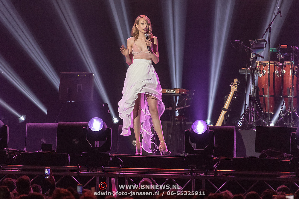 NLD/Amsterdam//20170530 - Young Impact Celebration 2017, Loiza Lamers
