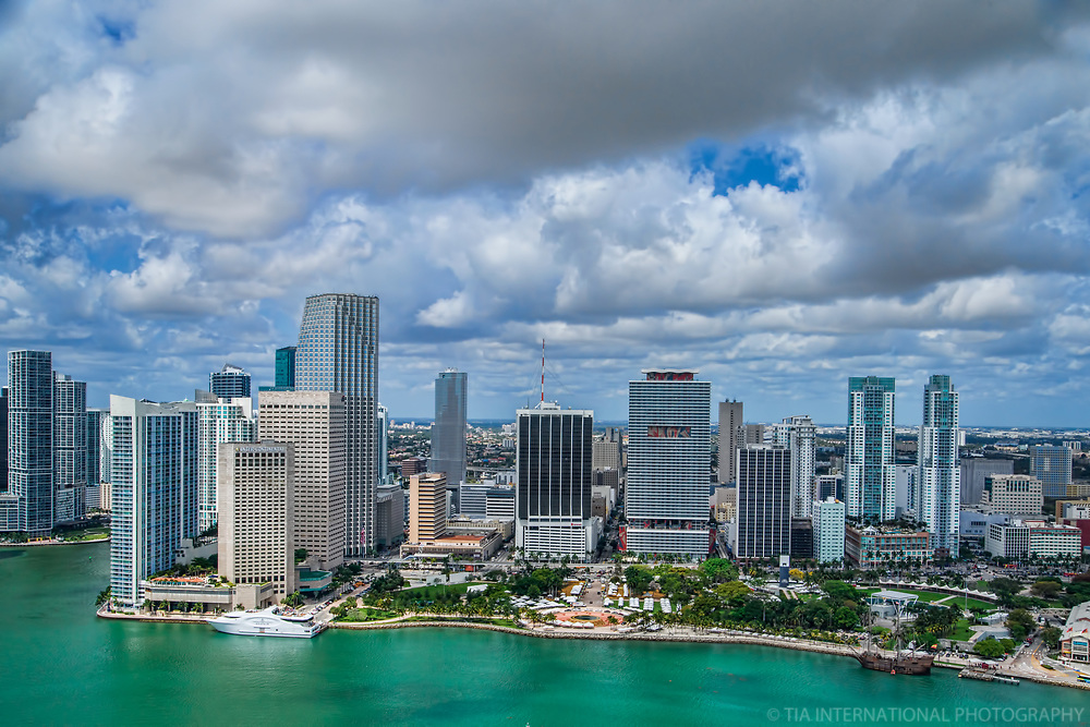 Bayfront Park & Downtown Miami