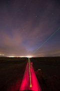 Laser Interferometer Gravitational Observatory ; Hanford, Washington near Richland WA<br /> &copy;Rich Frishman/ALL RIGHTS RESERVED