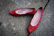 Italy: Zapatos Rojos