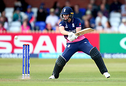 Natalie Sciver of England Women - Mandatory by-line: Robbie Stephenson/JMP - 12/07/2017 - CRICKET - The County Ground Derby - Derby, United Kingdom - England v New Zealand - ICC Women's World Cup match 21