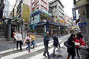 """The Central - Mid-Levels Escalator eases """"vertical commuting"""" for tens of thousands of Hong Kong citizens daily."""