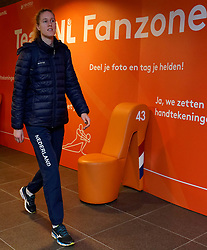 10–01-2020 NED: Olympic qualification tournament women Netherlands - Poland, Apeldoorn<br /> The Dutch volleyball players lost the third group match of the OKT in Apeldoorn 3-1 against Poland / Nicole Koolhaas #22 of Netherlands