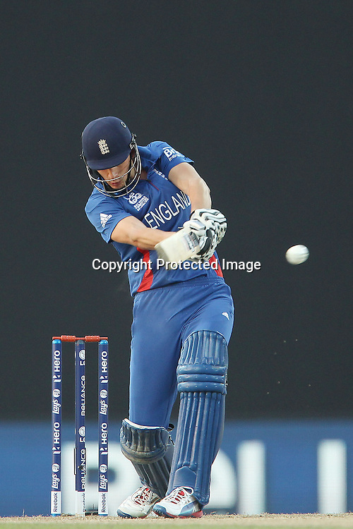 Alex Hales of England  during the ICC World Twenty20 Super 8s match between England and New Zealand held at the  Pallekele Stadium in Kandy, Sri Lanka on the 29th September 2012<br /> <br /> Photo by Ron Gaunt/SPORTZPICS/PHOTOSPORT