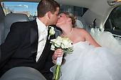 Mary and Matt - Bride and Groom