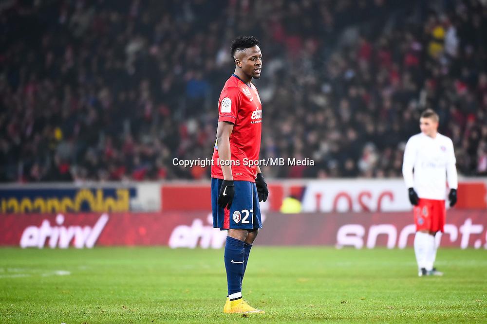 Divock ORIGI - 03.12.2014 - Lille / Paris Saint Germain - 16eme journee de Ligue 1 -<br />Photo : Fred Porcu / Icon Sport
