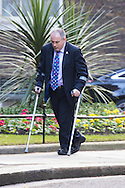 Robert Halfon, minister without portfolio, arrives for Cabinet at Downing Street, London<br /> Picture by Paul Davey/Focus Images Ltd +447966 016296<br /> 16/03/2016
