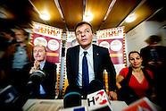 Stefano Fassina press conference