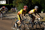 UK, East Hanningfield, 23 August 2009: Images from the Essex Roads CC Summer Road Race. The race is part of the Eastern Road Race League. Photo by Peter Horrell / http://peterhorrell.com...