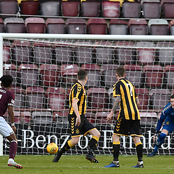 Hearts v Auckinlech Talbot, Scottish Cup, 10 February 2019