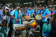 Indian fans. T20 international, Australia v India. Sydney Cricket Ground, NSW, Australia, 25 November 2018. Copyright Image: David Neilson / www.photosport.nz