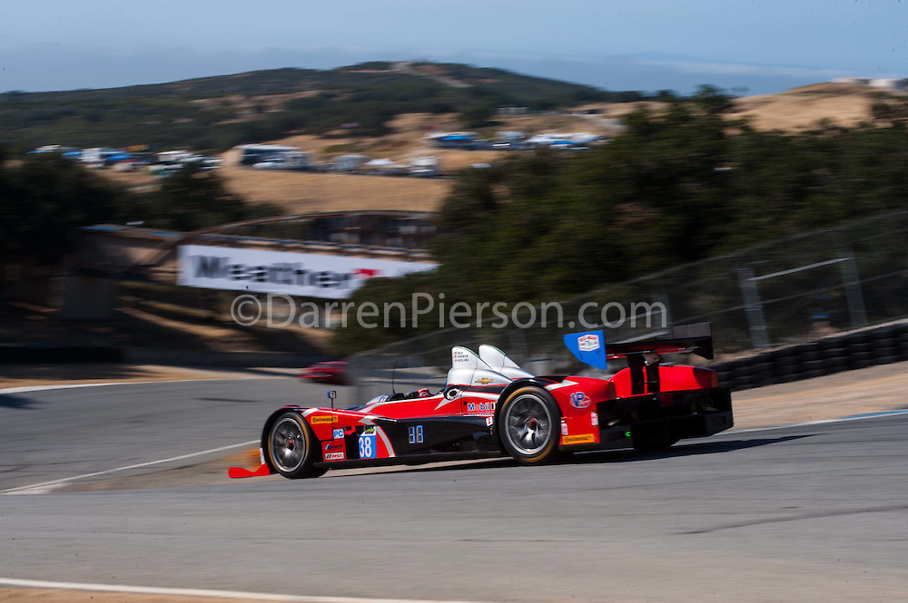 #38 Performance Tech Motorsports ORECA FLM09: James French, Mike Hedlund