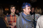 VINCENT CRAPON, ALEXEI IZMAYLOV, The launch of HI-NOON a photography exhibition at Tramp, London. 29 October 2019