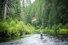 Rogue River, Oregon - (Upper) Photos