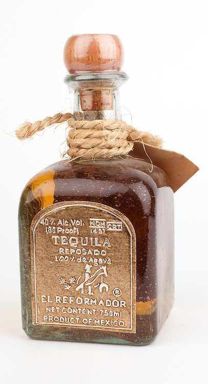 El Reformador reposado -- Image originally appeared in the Tequila Matchmaker: http://tequilamatchmaker.com