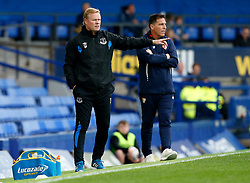 Everton manager Ronald Koeman and Sevilla manager Eduardo Berizzo - Mandatory by-line: Matt McNulty/JMP - 06/08/2017 - FOOTBALL - Goodison Park - Liverpool, England - Everton v Sevilla - Pre-season friendly