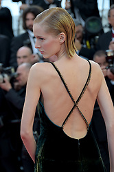 May 16, 2019 - Cannes, France - 72nd Cannes Film Festival 2019, Red Carpet film : Rocket Man.Pictured: Daria Strokus (Credit Image: © Alberto Terenghi/IPA via ZUMA Press)