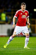 26-08-2015 VOETBAL:CLUB BRUGGE-MANCHESTER UNITED:BRUGGE<br /> Champions League 2015-2016<br /> <br /> Bastian Schweinsteiger van Manchester United <br /> <br /> Foto: Geert van Erven