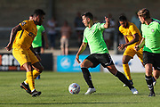 Forest Green Rovers Lloyd James(4) runs forward during the Pre-Season Friendly match between Torquay United and Forest Green Rovers at Plainmoor, Torquay, England on 10 July 2018. Picture by Shane Healey.