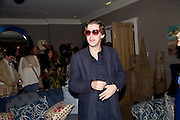 DAN STEVENS,  'Cries from the Heart' presented by Human Rights Watch at the Theatre Royal Haymarket. London. Party afterwards at the Haymarket Hotel. June 8, 2008 *** Local Caption *** -DO NOT ARCHIVE-© Copyright Photograph by Dafydd Jones. 248 Clapham Rd. London SW9 0PZ. Tel 0207 820 0771. www.dafjones.com.
