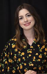 May 26, 2018 - New York, New York, USA - Anne Hathaway stars in the movie Ocean's 8 (Credit Image: © Armando Gallo via ZUMA Studio)