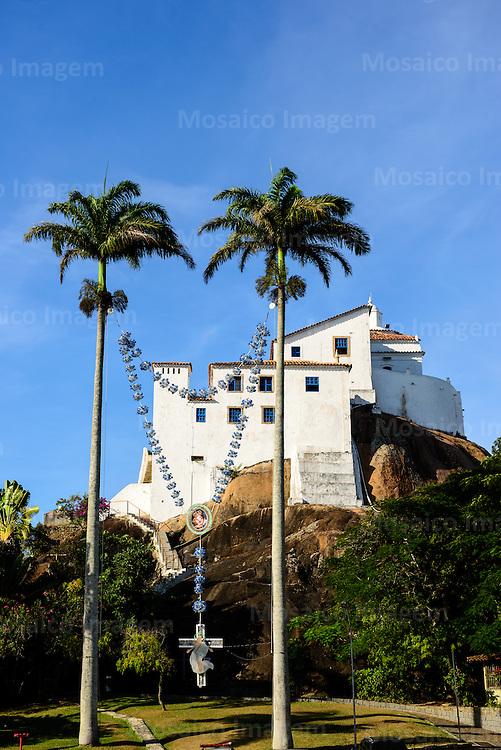 Brasil - Espirito Santo - Vila Velha - Convento da Penha - Foto: Gabriel Lordello/ Mosaico Imagem
