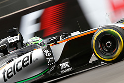 October 28, 2016 - Mexico - City, Mexico - Motorsports: FIA Formula One World Championship 2016, Grand Prix of Mexico, .#27 Nico Hulkenberg (GER, Sahara Force India F1 Team) (Credit Image: © Hoch Zwei via ZUMA Wire)