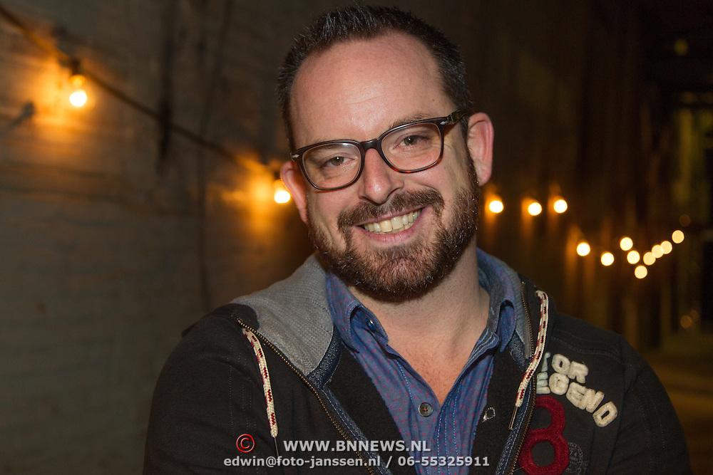 NLD/Amsterdam/20151119 - Inloop Sbs Jaarpresentatie 2016, Thijs Zeeman