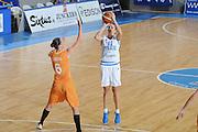DESCRIZIONE : Cagliari Qualificazioni Europei 2011 Italia Olanda<br /> GIOCATORE : Raffaella Masciadri<br /> SQUADRA : Nazionale Italia Donne<br /> EVENTO : Qualificazioni Europei 2011<br /> GARA : Italia Olanda<br /> DATA : 29/08/2010 <br /> CATEGORIA : Tiro<br /> SPORT : Pallacanestro <br /> AUTORE : Agenzia Ciamillo-Castoria/GiulioCiamillo<br /> Galleria : Fip Nazionali 2010 <br /> Fotonotizia : Cagliari Qualificazioni Europei 2011 Italia Olanda<br /> Predefinita :