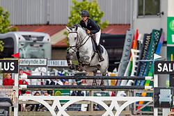 Baerts Caro, BEL, Mielano van Meyershof Z<br /> Belgisch kampioenschap Young Riders - Azelhof - Lier 2019<br /> © Hippo Foto - Dirk Caremans<br /> 30/05/2019