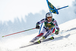 FANARA Thomas of France competes during the Audi FIS Alpine Ski World Cup Men's Giant Slalom 58th Vitranc Cup 2019 on March 9, 2019 in Podkoren, Kranjska Gora, Slovenia. Photo by Matic Ritonja / Sportida