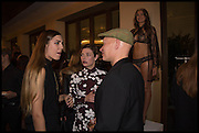 AMBER LE BON; CAMILLA RUTHERFORD; RUFUS ABBOTT; , Myla 15th Anniversary party!   The House of Myla,  8-9 Stratton Street, London