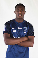 Axel Bamba during photoshooting of Paris FC for new season 2017/2018 on October 17, 2017 in Paris, France<br /> Photo : Stephane Valade / Icon Sport