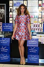 MAR 08 2014 Alesha Dixon fragrance launch