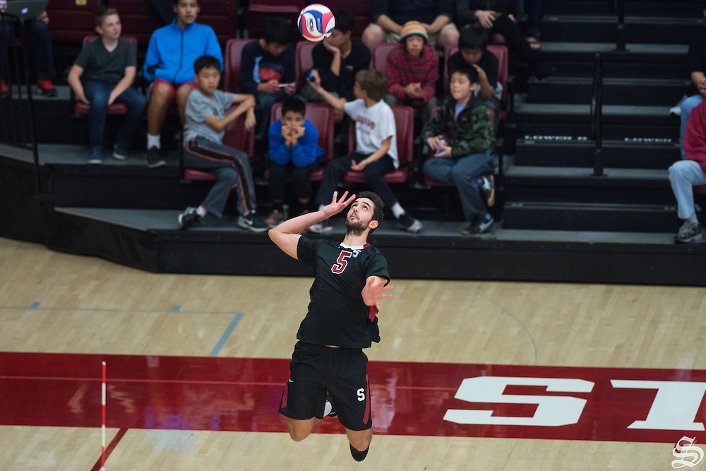 Outside Hitter Gabriel Vega #5. Photo by Rahim Ullah<br />