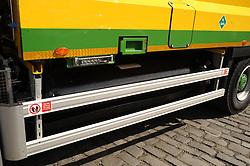 Bin lorry, North Queensferry, 20-5-2016<br /> <br /> A world's first - Fife's Hydrogen dual-fuel bin lorry<br /> <br /> Hydrogen fuel pod<br /> <br /> <br /> (c) David Wardle | Edinburgh Elite media