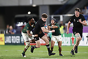 Beauden BARRETT (NZL) during the Japan 2019 Rugby World Cup Pool B match between New Zealand and South Africa at the International Stadium Yokohama in Yokohama on September 21, 2019. Photo Kishimoto / ProSportsImages / DPPI
