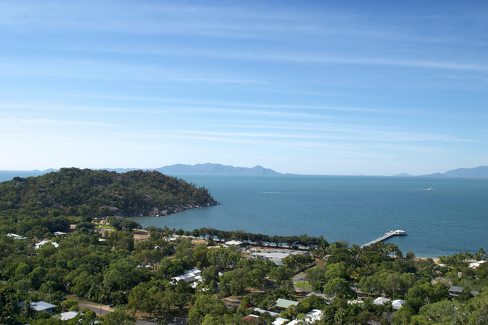 Magnetic Island Size