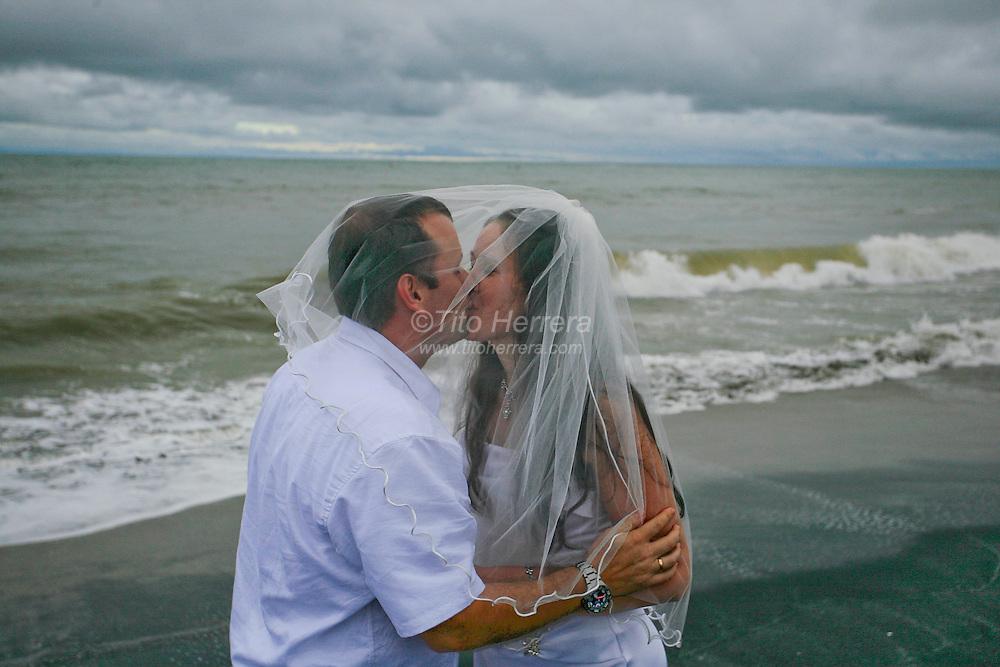 Wedding: Horst Martens and Rachel Stiling