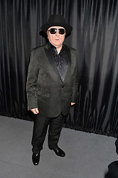 VAN MORRISON at the GQ Men Of The Year 2014 Awards in association with Hugo Boss held at The Royal Opera House, London on 2nd September 2014.