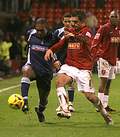 Photo:Mark Stephenson,Walsall fc v Swindon Town.<br />