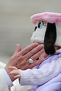 Pope Francis has met thousands of faithful for general hearing in St. Peter's Square. <br /> &copy;Giuseppe Giglia