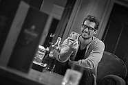 David Gandy Johnnie Walker Blue Label
