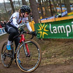 26-12-2019: Cycling: CX Worldcup: Heusden-Zolder: Clea Seidel