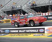 2011 NHRA Thunder Valley Nationals Bristol TN