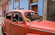 Taxi, Havana, Cuba