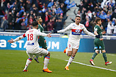 FOOTBALL - FRENCH CHAMP - L1 - LYON v SAINT ETIENNE 250218